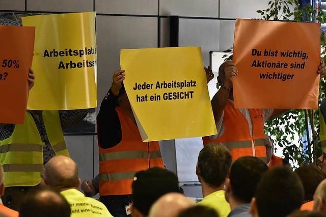 Rheinfelden: Sozialplan für Umicore steht