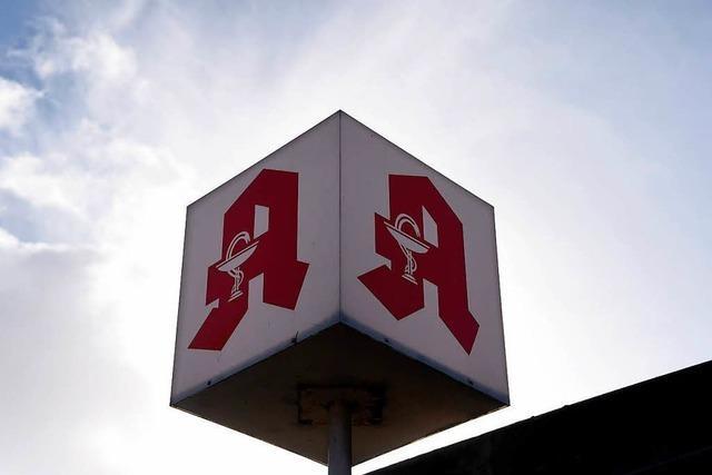 Bald gibt es in Gottenheim keine Medizin mehr zu kaufen