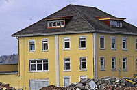 Was tun mit dem Gelben Haus?