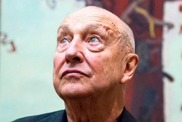 Zum 80. Geburtstag von Georg Baselitz