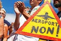Macron entscheidet sich gegen geplanten Flughafen bei Nantes