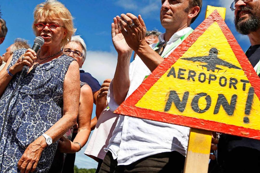 Proteststimmung in der Bretagne  | Foto: dpa