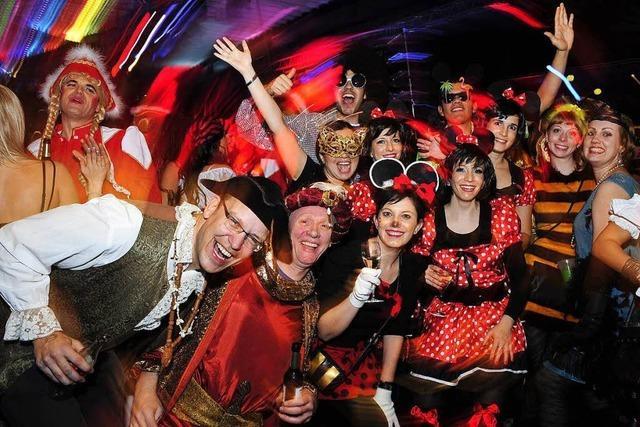 Am 9. Februar wird zum 60. Mal Kripoball in Freiburg gefeiert