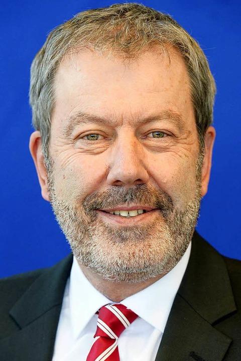 Kripo-Chef Peter Egetemaier ist Vorsitzender des Ball-Komitees  | Foto: Ingo Schneider