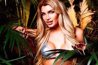 Wie war's bei … Giuliana Farfallas Einzug ins Dschungelcamp?