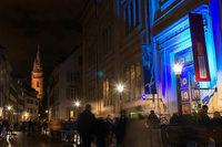 Mehr als 100.000 Eintritte bei der Basler Museumsnacht 2018