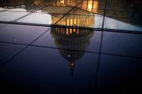 Haushaltssperre in den USA: Behörden und Museen bleiben zu