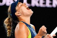 Kerber bei den Australian Open nicht zu stoppen