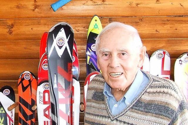 Trauer um Franz Bernauer – Bekannter Skilehrer ist tot