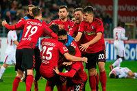 Die Eckball-Könige des SC nach dem 2:1-Sieg in der Einzelkritik