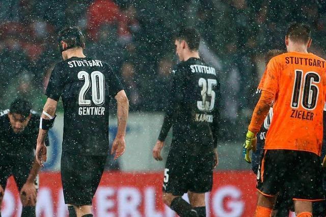 Zieler patzt bei Stuttgarter 2:3-Niederlage in Mainz