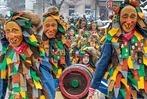 Fotos: Galgenvogelzunft Grafenhausen feiert 50. Geburtstag bei Narrentreffen I