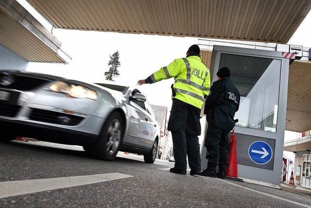 Neues Zollverfahren für Schweizer Kunden belastet Autowerkstätten in der Region