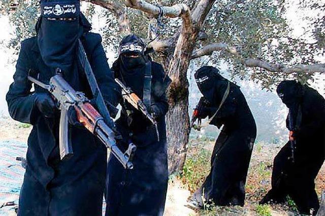 Deutsche IS-Angehörige aus Mannheim im Irak zum Tode verurteilt