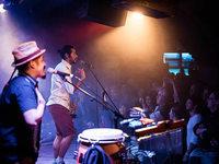 Fotos: El Flecha Negra im Jazzhaus in Freiburg