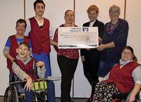 Hotel hilft Behinderten