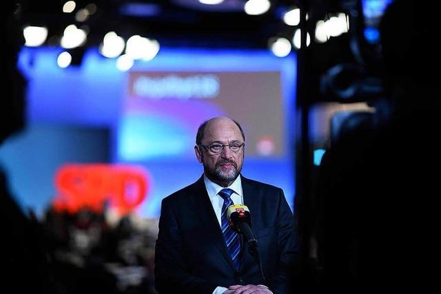 Zum Sieg gezittert: Der SPD-Parteitag beschließt GroKo-Verhandlungen