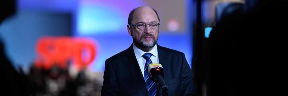 Zum Sieg gezittert: Martin Schulz entgeht nur knapp einer Blamage
