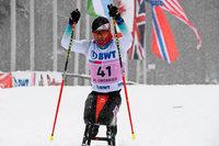 Die besten Nordischen Behindertensportler messen sich am Notschrei
