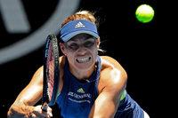 Angelique Kerber mit Mühe im Viertelfinale der Australian Open