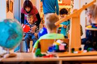 Podiumsdiskussion: Kinderbetreuung auf dem Prüfstand