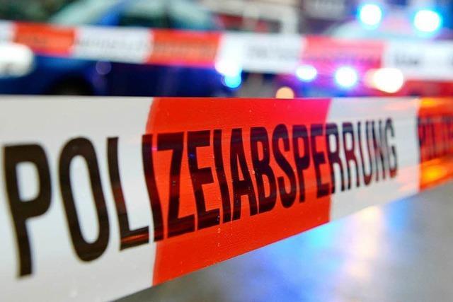 Polizisten erschießen mit Messern bewaffneten Familienvater