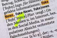 Wie erkenne ich Falschmeldungen im Netz?