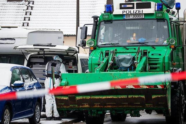 Vermisstes Ehepaar in Mittelfranken: Polizei findet zwei Leichen