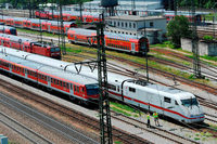 Rheintalbahn zwischen Freiburg und Basel am Montag kurzzeitig gesperrt