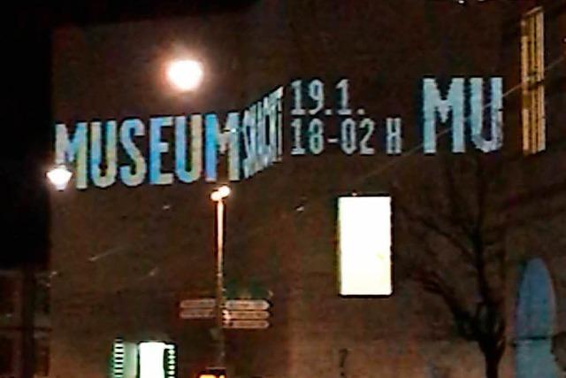 Wie ich die Museumsnacht Basel mit allen Sinnen erlebte