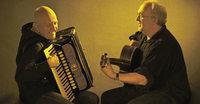 Manfred Leuchter und Ian Melrose