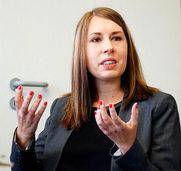"""SPD-Landesgeneralsekretärin Luisa Boos: """"Wir wollen keinen Stillstand mitzementieren"""""""