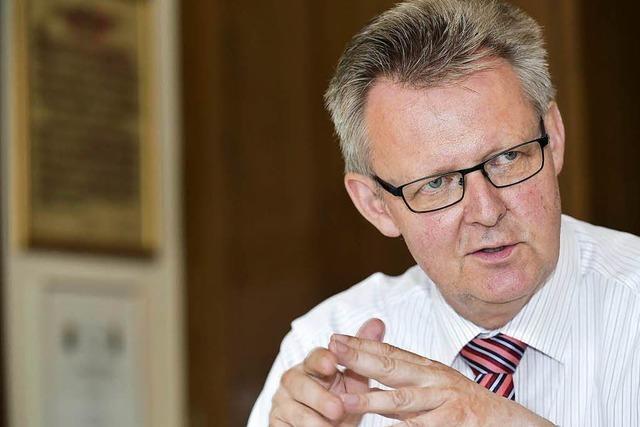 Kommende Woche wählt der Freiburger Gemeinderat den neuen Ersten Bürgermeister