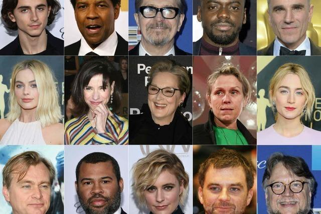 Das sind die Oscar-Nominierungen 2018