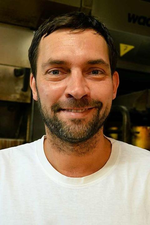 Bäckermeister Philipp Lay  | Foto: Moritz Lehmann