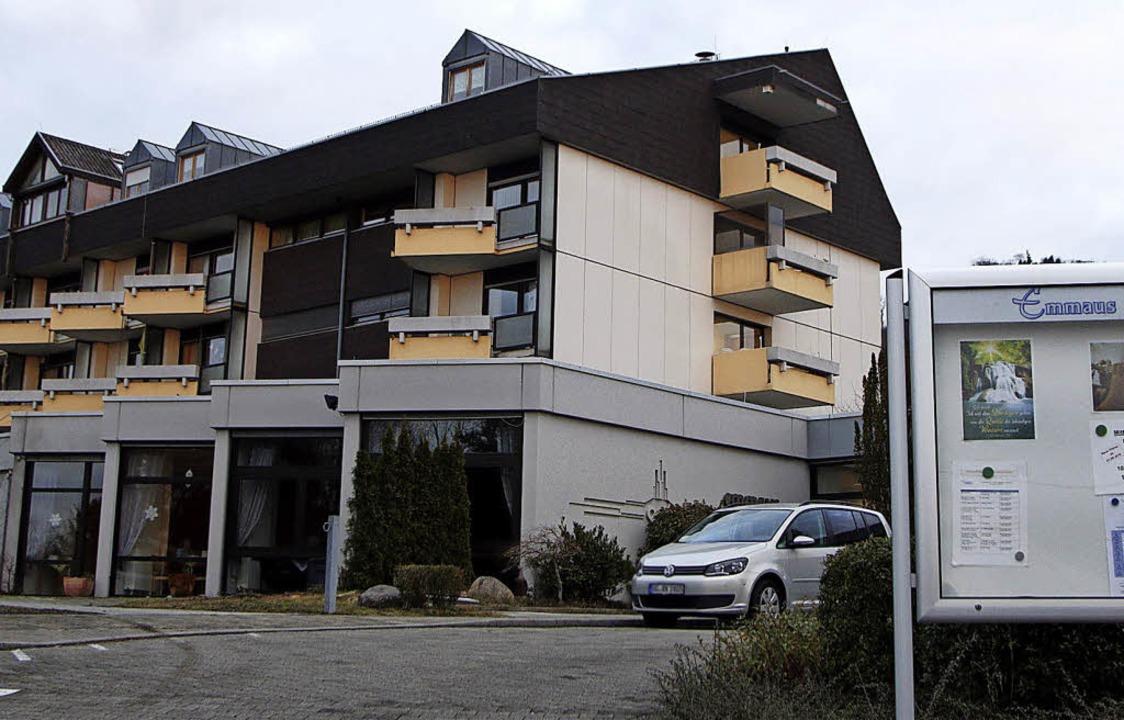 Das Seniorenheim Emmaus in Oberweier   | Foto: Heidi Fössel