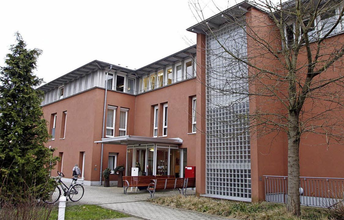 Das Seniorenheim Kursana in Friesenheim  | Foto: Heidi Foessel