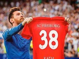 """Messi und """"Lord Katho"""""""