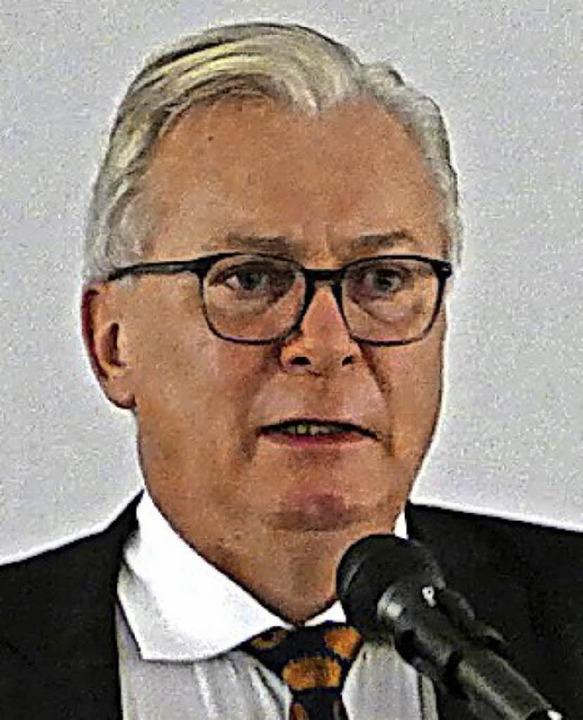 Bernd Gögel   | Foto: Wolfrum