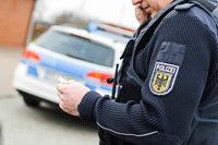 Bundespolizei: Weniger illegale Einreisen aus der Schweiz