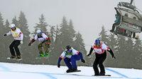 Bahn frei für den Snowboardcross-Weltcup