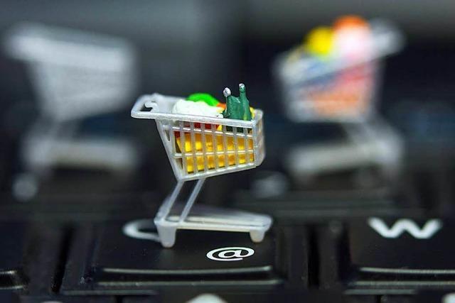 Darum lahmt der Internethandel mit Lebensmitteln