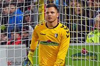 Gikiewicz wird Schwolow wohl auch gegen den BVB vertreten