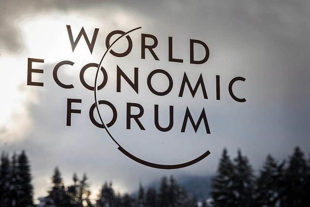 Ökonom vor Trumps Auftritt in Davos: