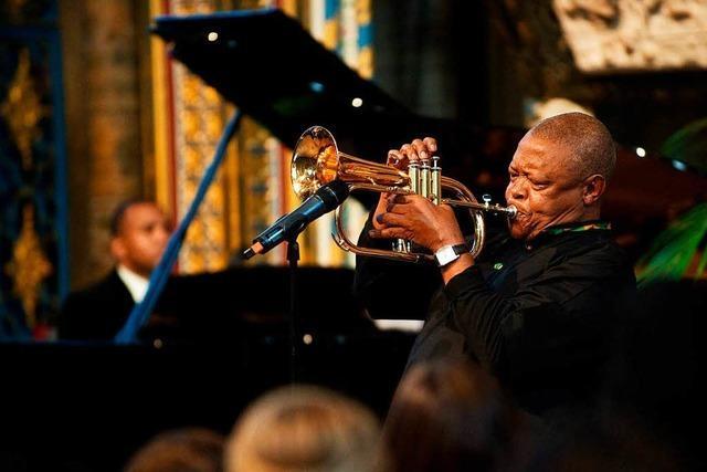 Südafrikanischer Musiker Hugh Masekela ist mit 79 Jahren gestorben