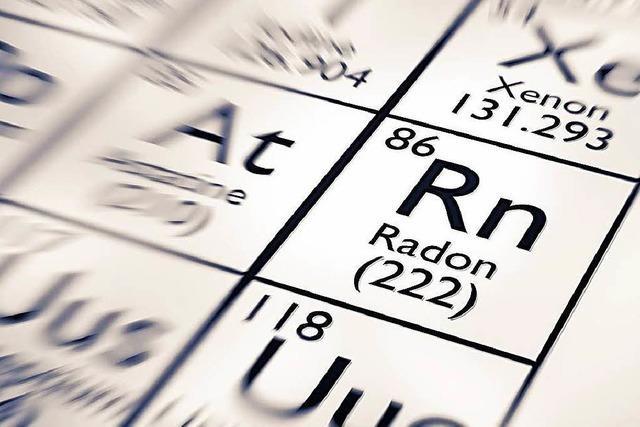 Radon, die unsichtbare Gefahr im Haus