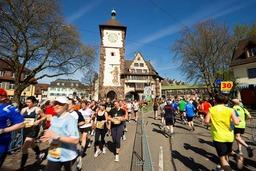 Die besten Laufstrecken in und um Freiburg
