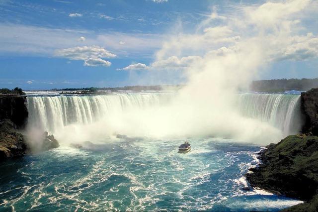 Städte erleben in Kanada und den USA