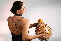 Kraftvoll und elegant: Die Perkussionistin Julia Diederich