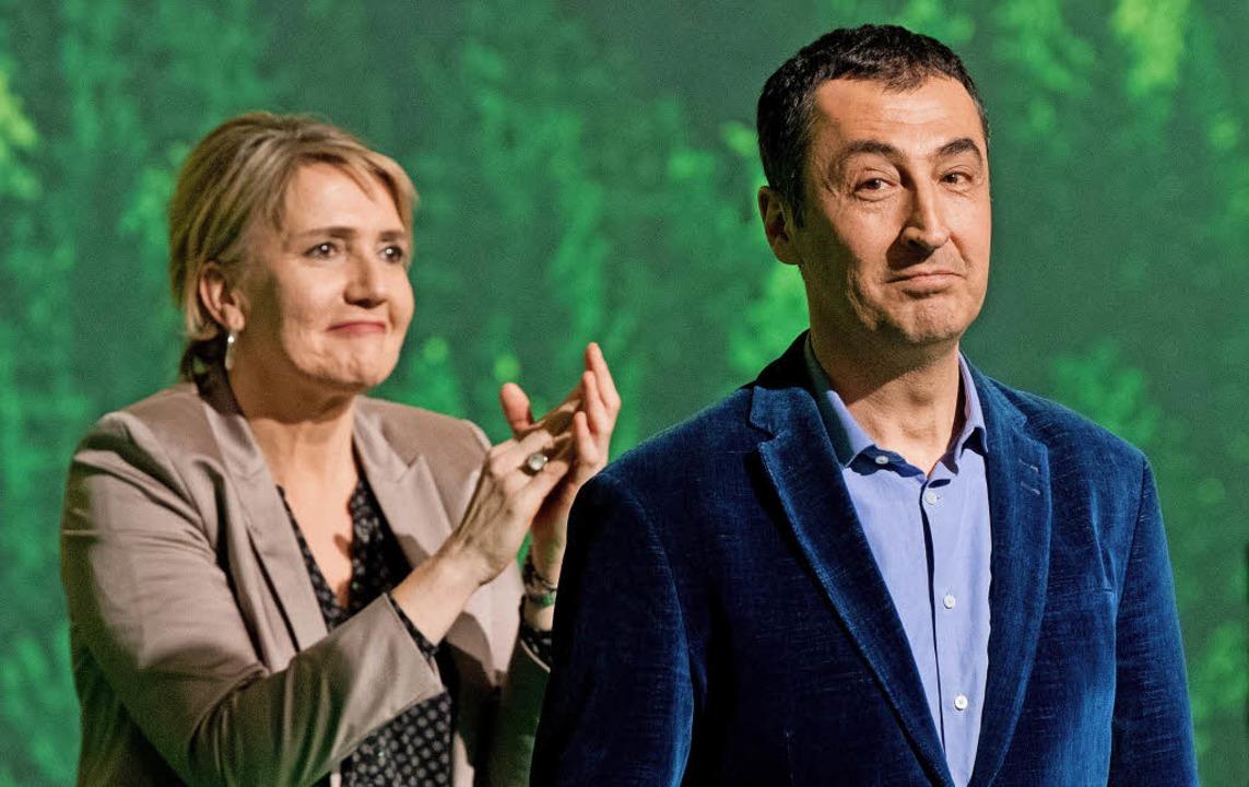 Özdemir: Grüne sollen das Gespräch außerhalb ihres Milieus suchen